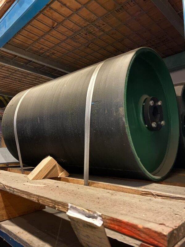 Lagged Pulley Drum 16x24